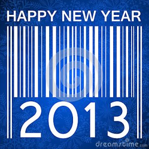 2013-new-years-illustration-barcode-28388628